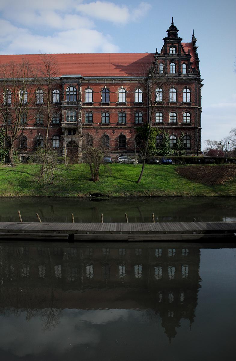 Wrocław - Seven Design - Muzeum Narodowe
