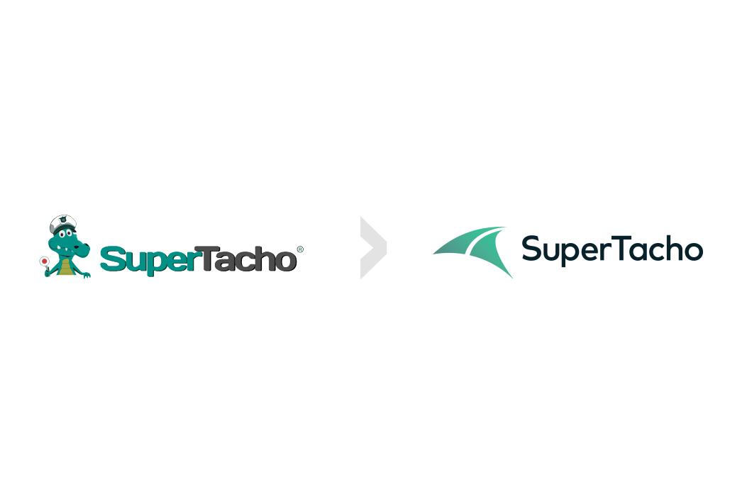 SuperTacho - Nowe Logo