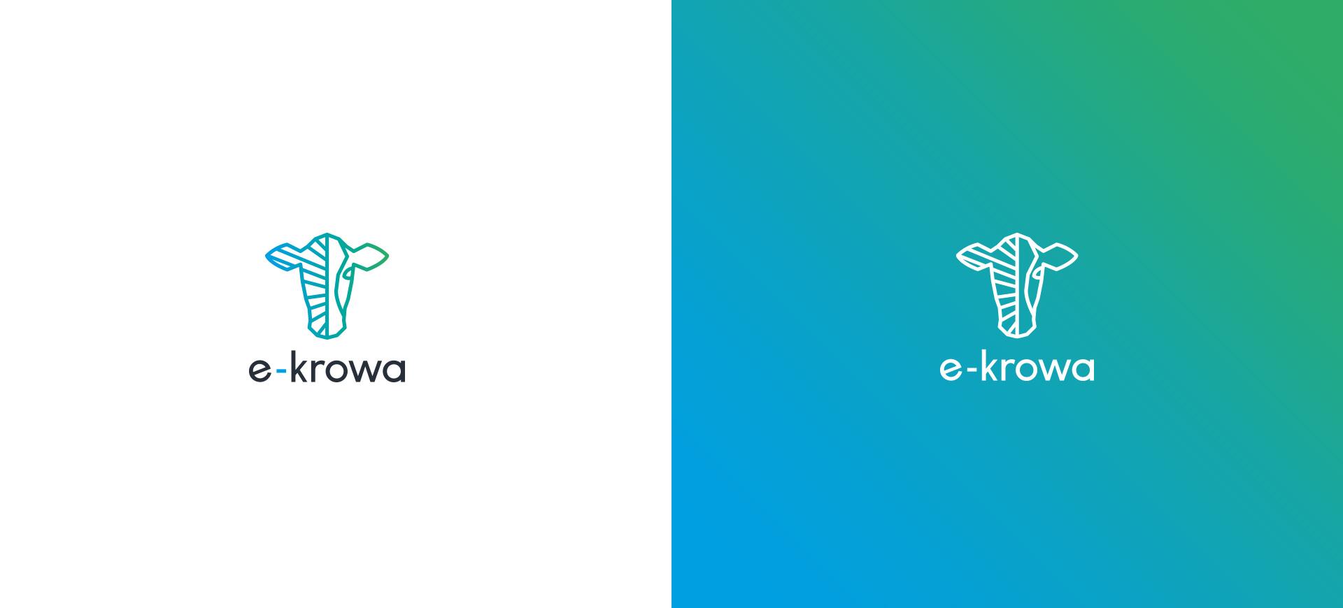 E-Krowa Logo by Seven Design